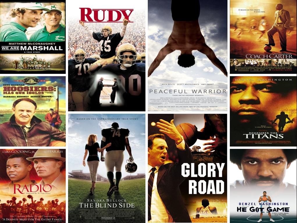 Las 10 Películas Deportivas Más Motivadoras E
