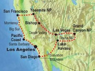 lugares turisticos de estados unidos