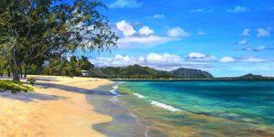 Kailua Beach, Hawai