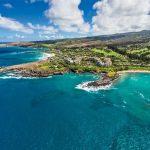 Kapalua Beach, Hawai