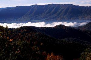 Parque nacional de las grandes montañas humeantes
