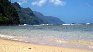 ke´e beach, hawai