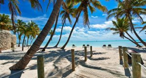 key west beach, florida