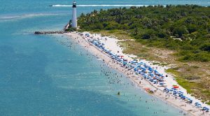 keybiscayne beach, florida
