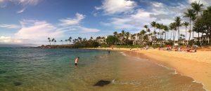 napili bay beach, hawai