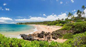 wailea beach, hawai