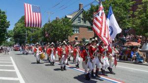 que se celebra el 4 de julio en Estados Unidos