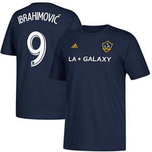 camisetas futbol mls ibrahimovic