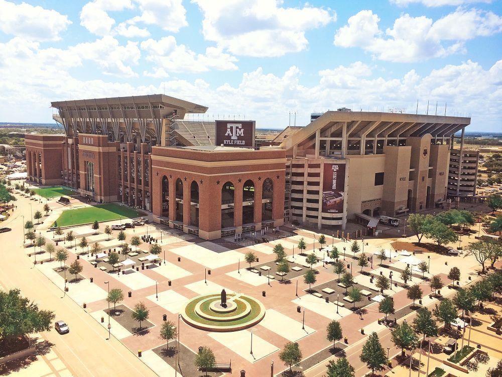 universidades en texas
