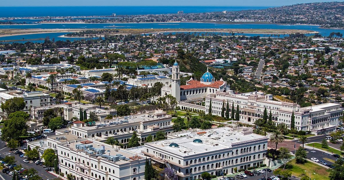 universidades de san diego california
