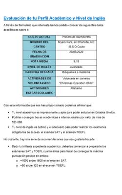 ejemplo evaluacion II