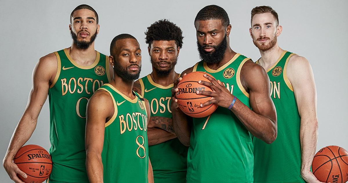 Boston Celtics Aufstellung