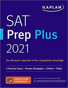 SAT PREP PLUS 2021