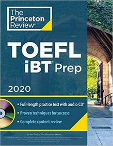 TOEFL PRINCETON 2021